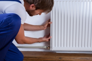 Heating, underfloor installation and upgrades